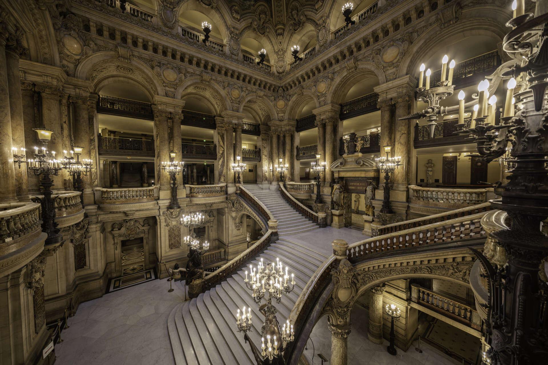 Opéra Garnier © CRT IDF/Buchet