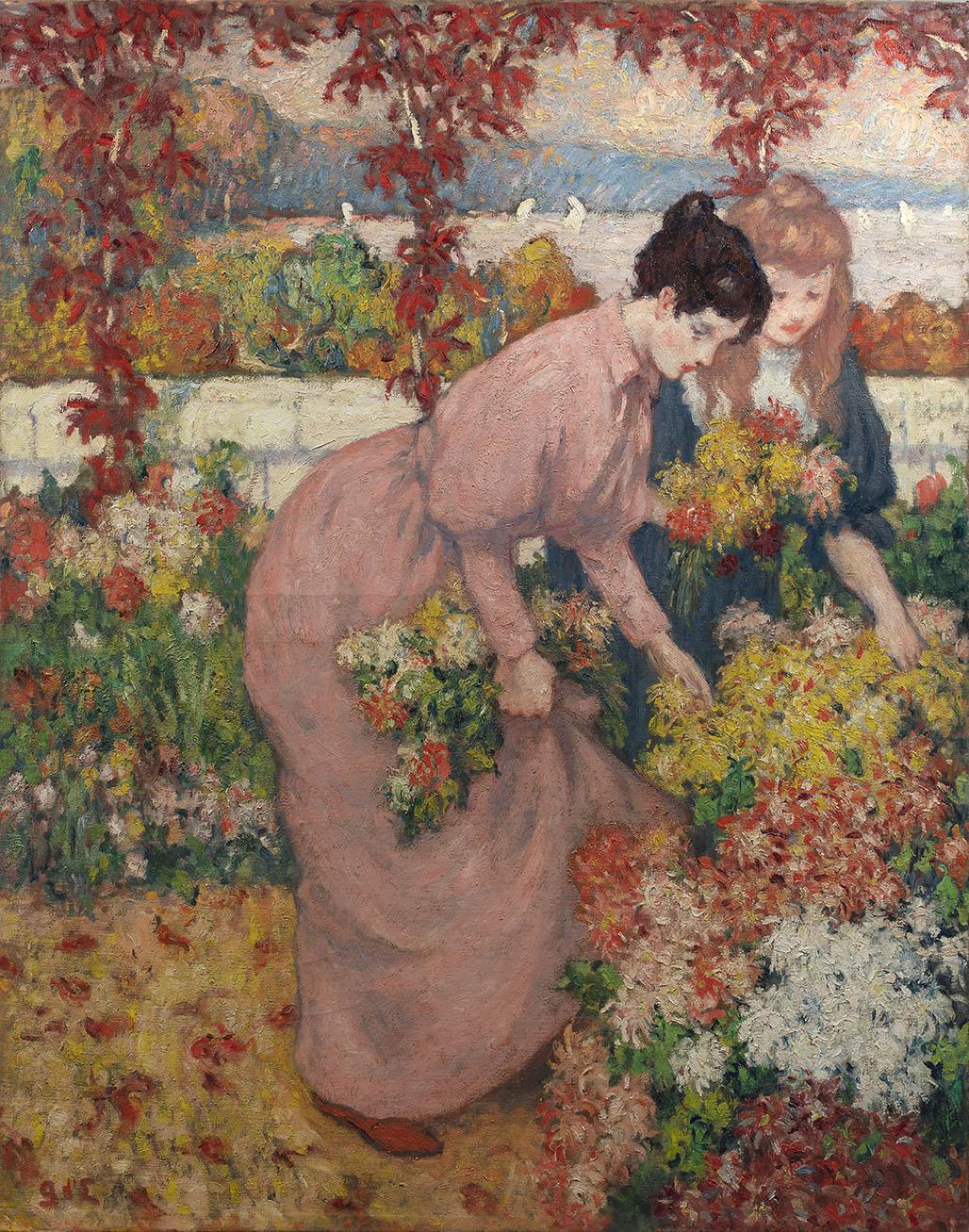 Paul Durand-Ruel et le Post-Impressionnisme, exposition à la Propriété Caillebotte