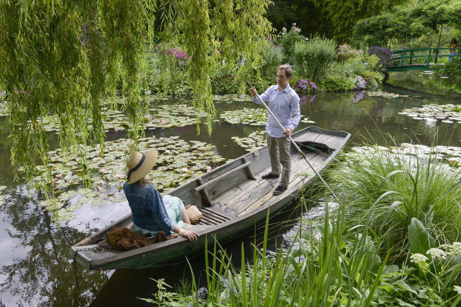 Maison Claude Monet à Giverny, Jardin d'eau © Éric Bénard