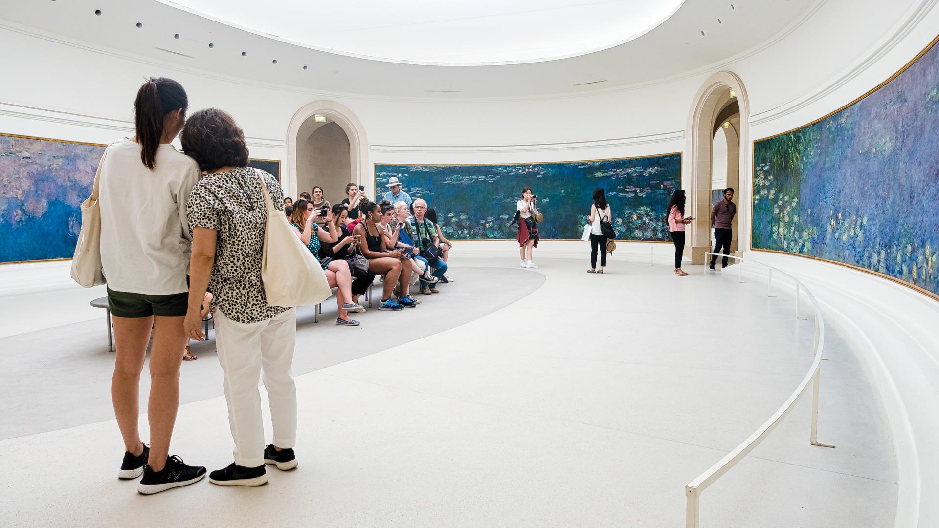 Musée de l'Orangerie, © Van Biesen / Ooshot / CRT Paris Île-de-France