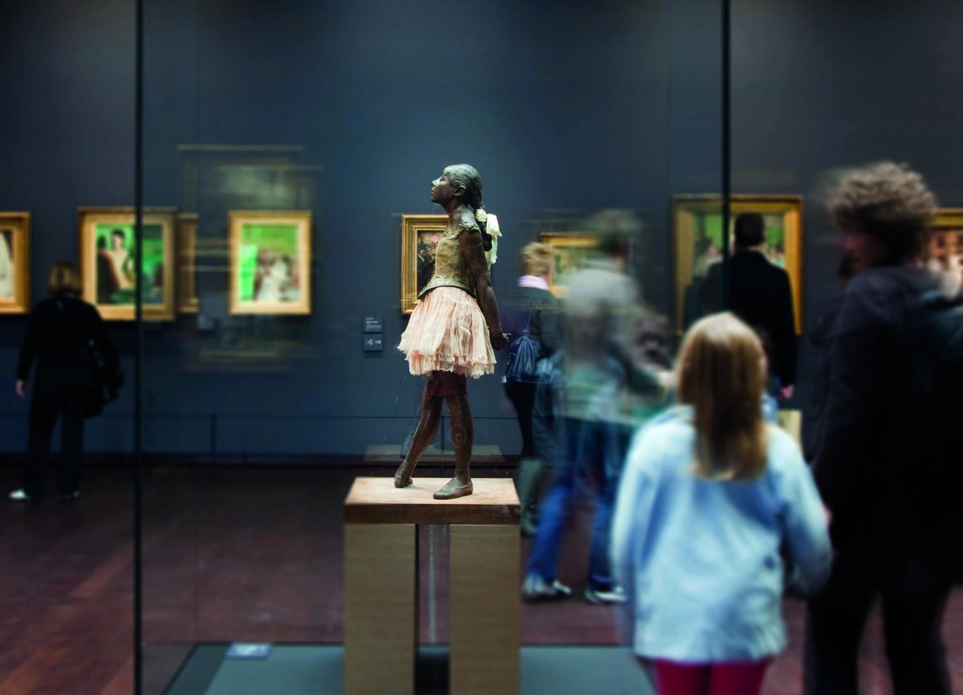 Musée d'Orsay, salle impressionniste