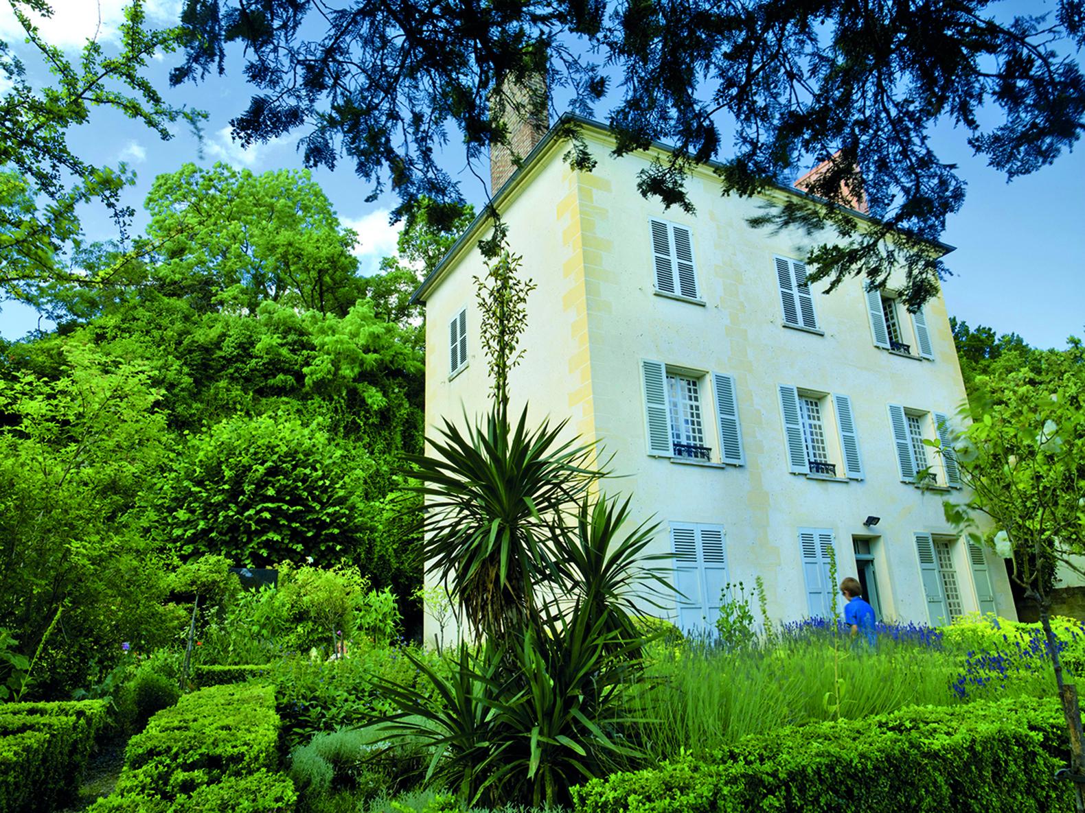 Maison du docteur Gachet © Éric Hesmerg